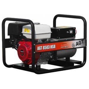 Generator trifazat benzina tip AGT 8503 HSB