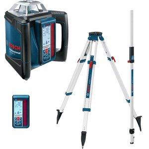 Nivela laser rotativa tip GRL 500 HV + LR 50Proof + BT170HD + GR240