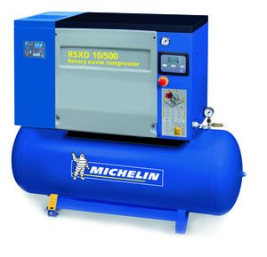 Compresor cu surub tip MICHELIN RSXD 10/500
