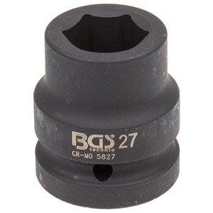 Cheie tubulara de impact, 27mm, 1