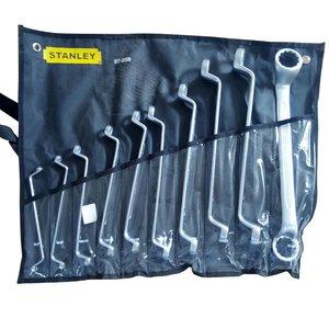 Set 10 chei inelare cu cot 6 - 32 mm