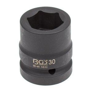 Cheie tubulara de impact, 30mm, 1