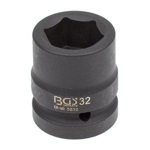 Cheie tubulara de impact, 32mm, 1