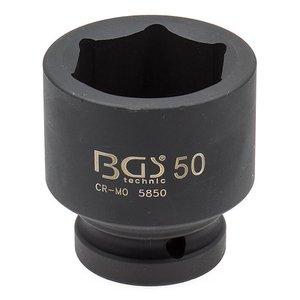 Cheie tubulara de impact, 50mm, 1