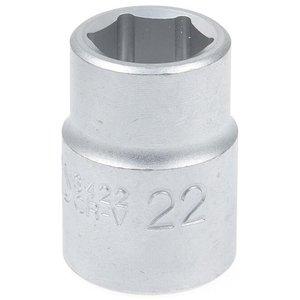 Cheie tubulara Pro Torque, 22mm, 3/4