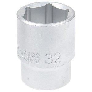Cheie tubulara Pro Torque, 32mm, 3/4