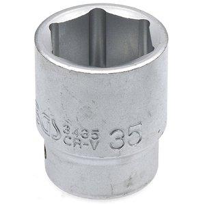 Cheie tubulara Pro Torque, 35mm, 3/4