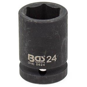 Cheie tubulara de impact, 24mm, 3/4