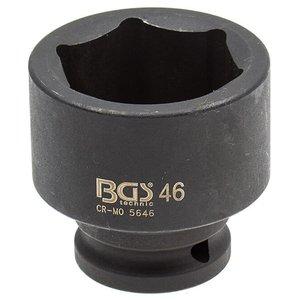 Cheie tubulara de impact, 46mm, 3/4