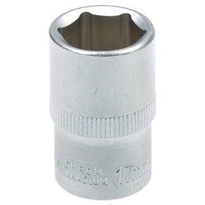 Cheie tubulara Pro Torque, 17mm, 1/2