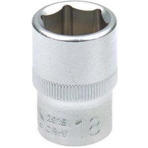 Cheie tubulara Pro Torque, 18mm, 1/2