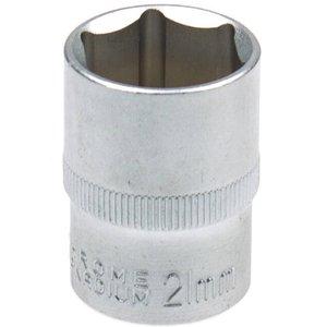 Cheie tubulara Pro Torque, 21mm, 1/2