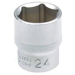 Cheie tubulara Pro Torque, 24mm, 1/2