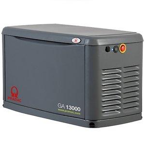 Generator de curent monofazat cu gaz metan / propan, PRAMAC GA13000