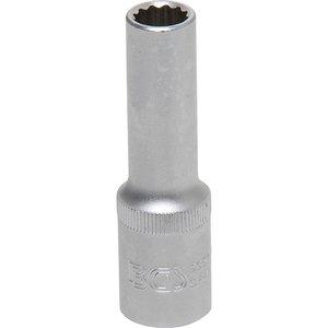 Cheie tubulara lunga dublu hexagon, 11mm, 1/2