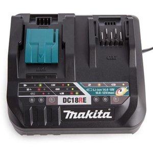 Incarcator dual Makita DC18RE
