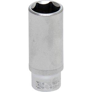Cheie tubulara lunga Pro Torque, 14mm, 1/4