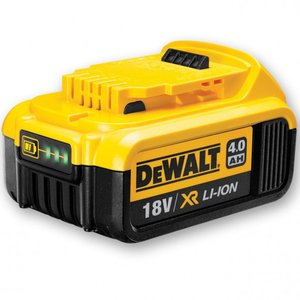 Acumulator glisant DEWALT DCB182 18V 4Ah