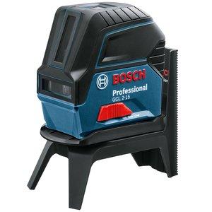 Nivela laser cu linii Bosch, tip GCL 2-15, fara functie receptor