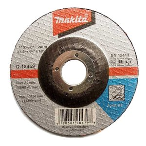 Disc polizare metal, 115x22.2x6 mm