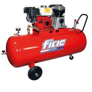 Compresoare cu piston cu motor termic