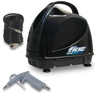 Compresor fara ulei, silentios, cu accesorii, tip F3100+kit