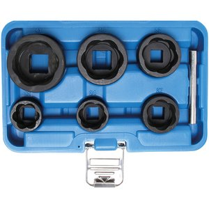 Set chei speciale extras suruburi, canale spirale 22-41 mm, 1/2