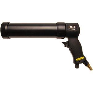 Pistol pneumatic pentru cartuse