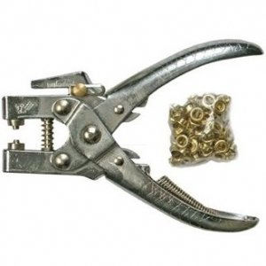 Cleste pentru montat inele, 180 mm, cu inele