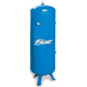 Rezervor de aer 3000 l, vertical, 12bar, vopsit, Made in Italy