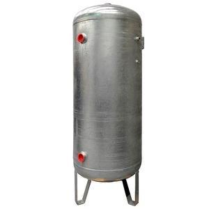 Rezervor de aer 2000 l, vertical, 12bar, zincat, Made in Italy
