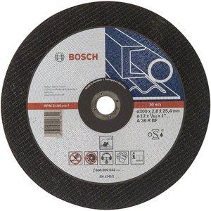 Disc taiere metal, drept, 300x22.2x2.8 mm