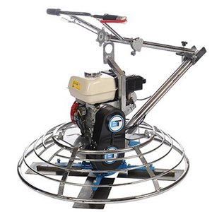 Elicopter pentru finisat beton 4x90 Profesional, maner rabatabil, 5,5 CP