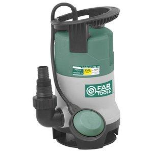 Pompa submersibila de drenaj pentru apa murdara, WP750