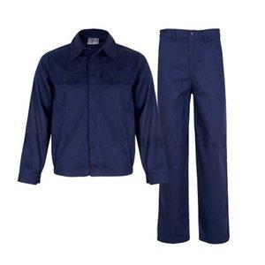Costum salopeta standard, BENI, bleumarin, 3XL