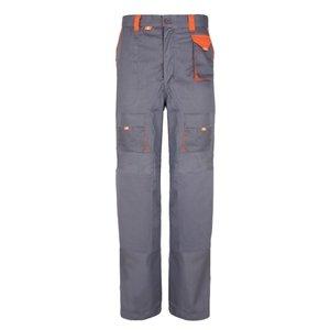 Pantalon din tercot, Star, gri, marimea 58