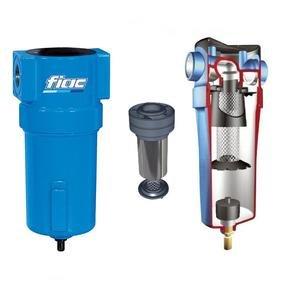 Separator de condens centrifugal tip EK12800