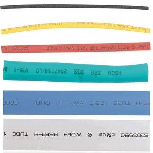 Set frete multicolore (tuburi termocontractabile), 100 buc.