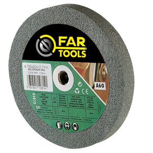 Disc pentru polizor de banc 150x12.7x20 mm, GR60