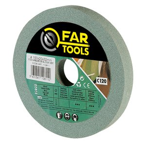 Disc pentru polizor de banc 150x32x20 mm, C120